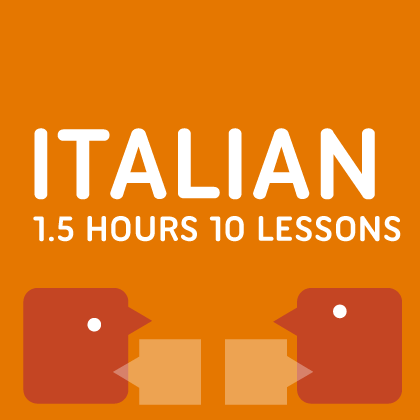 Italian Classes London