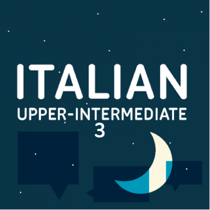 italian evening upper intermediate
