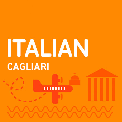 Learn Italian in Cagliari