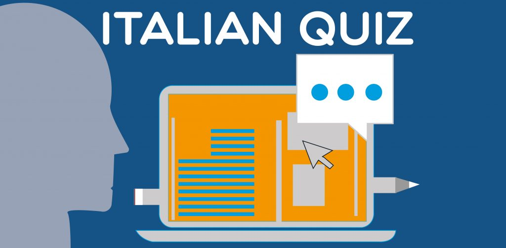 Italian language quiz