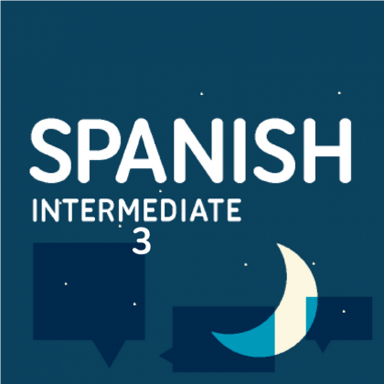 spanish evening intermediate