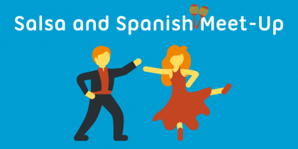 Salsa and Spanish Meet-Up