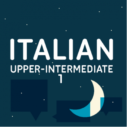 Italian evening classes upper intermediate