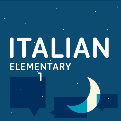 Italian evening classes elementary