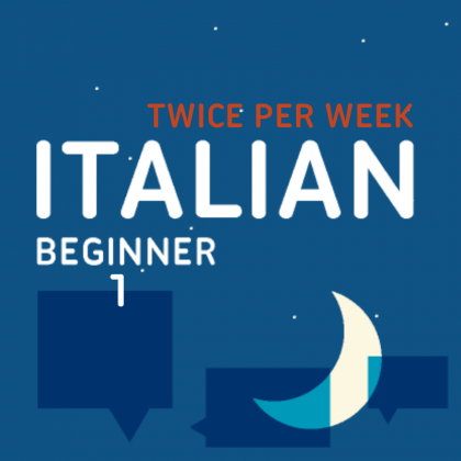 Italian Beginner Course in London