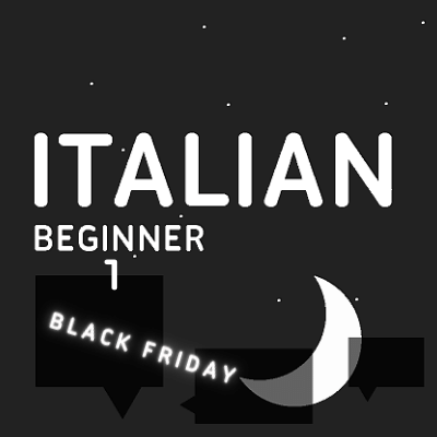 Italian Black Friday