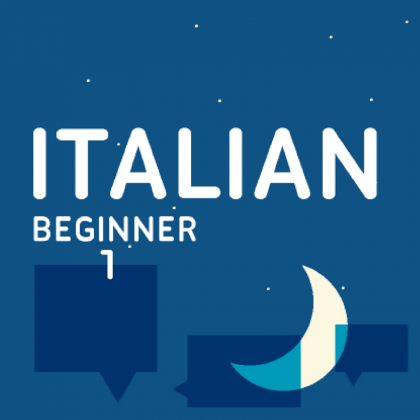 Italian evening classes beginner