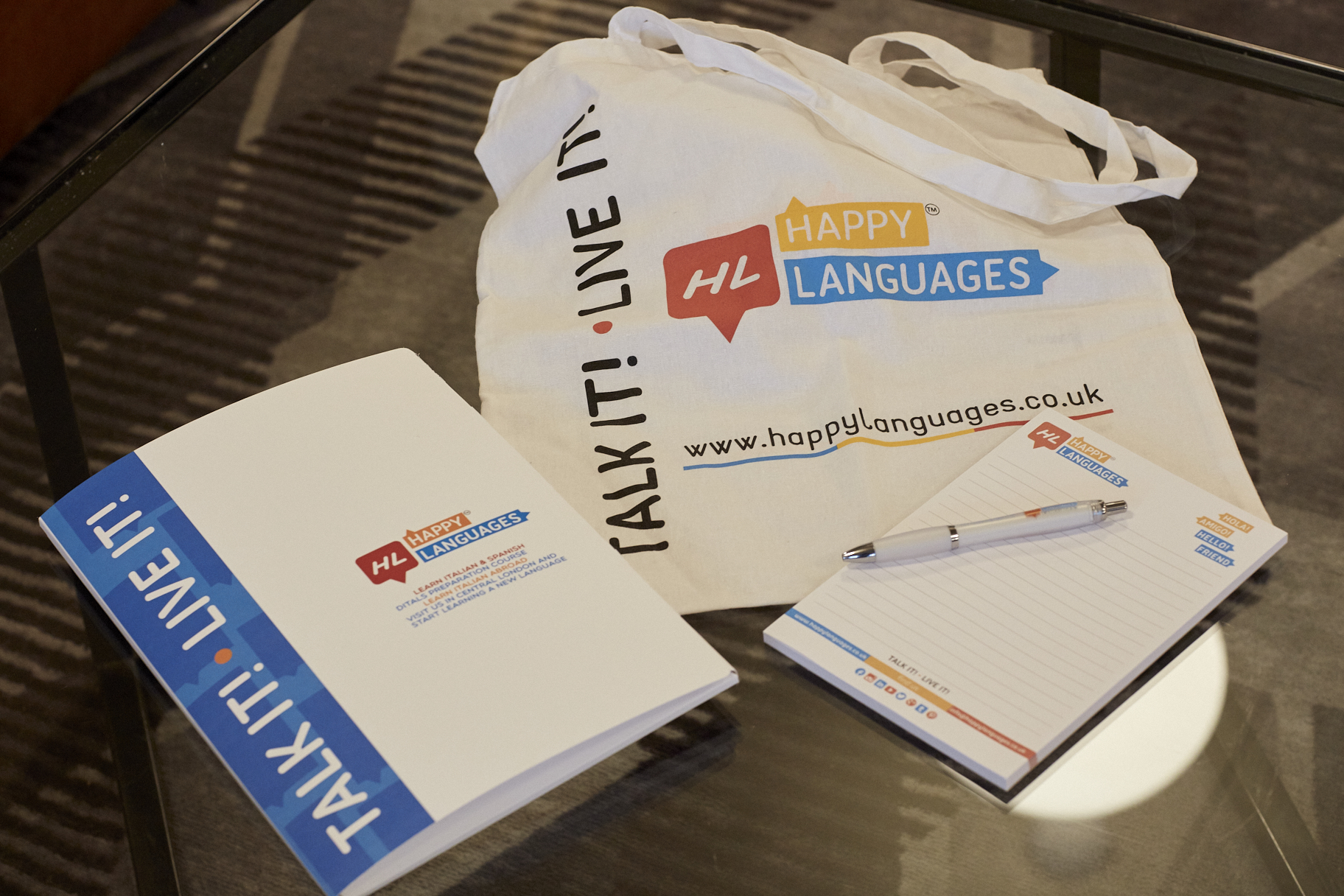 happy languages gadgets