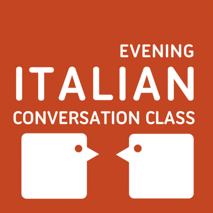 italian evening conversation class london