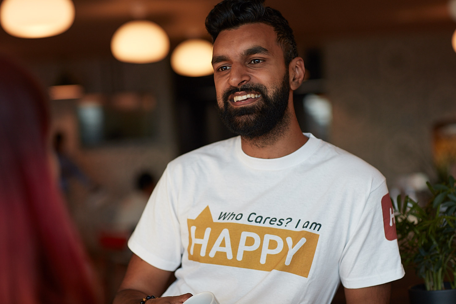 Happy Languages T-Shirt