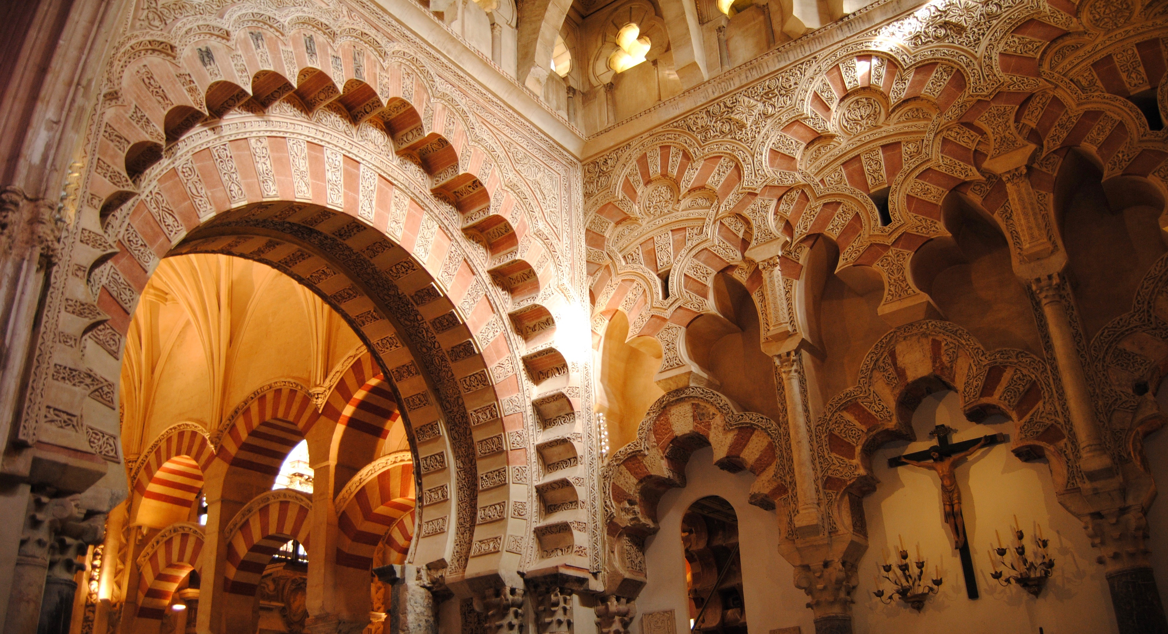 Image result for great mosque of cordoba