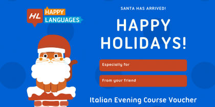 learn italian language