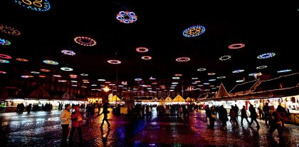 christmas markets in spain