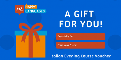 learning Italian London