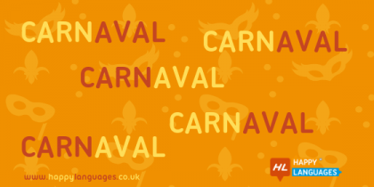 spanish language course about Carnival
