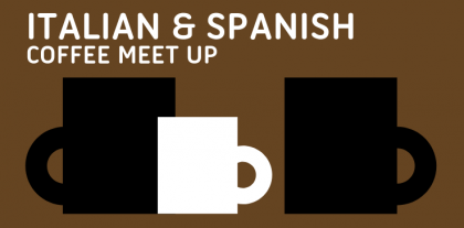 italian and spanish coffee meet up london