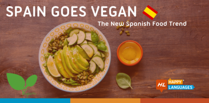 spanish vegan food