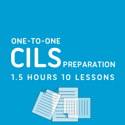 cils one to one lessons