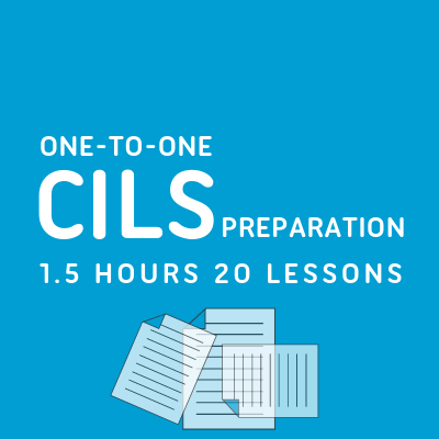 one to one cils lessons