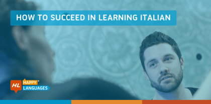 Long term Italian classes in London