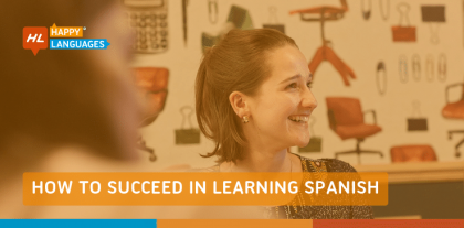 Long term Spanish classes in London