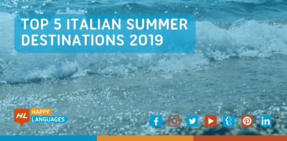 top 5 italian summer destinations
