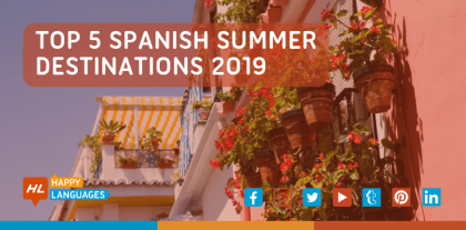 Top 5 Spanish summer destinations 2019