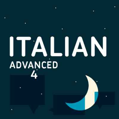 Italian Evening Advanced Course