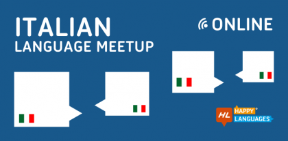 italian online language meet up