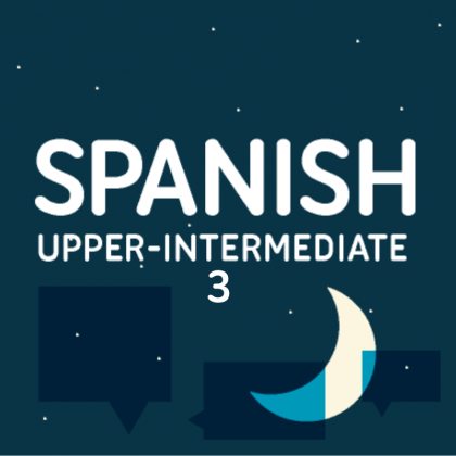 Spanish Upper Intermediate Course