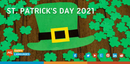 how to celebrate St.Patrick's Day 2021