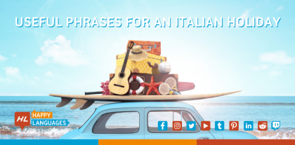 learn some holiday Italian for beginners