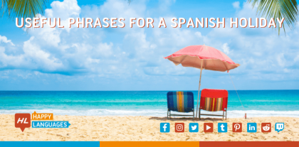 learn some holiday Spanish for beginners